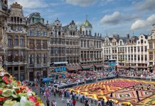 Du lịch Bỉ có gì hay?