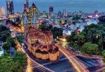 Du lich Sài Gòn trong ngày