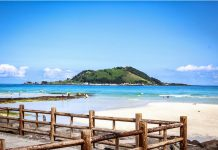 Du lịch Hàn Quốc biển mùa hè
