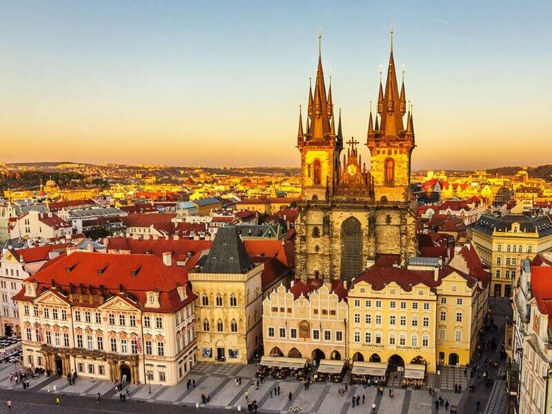 Làm visa Cộng hòa Séc ngắn hạn khó không